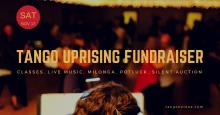 tango fundraiser flyer